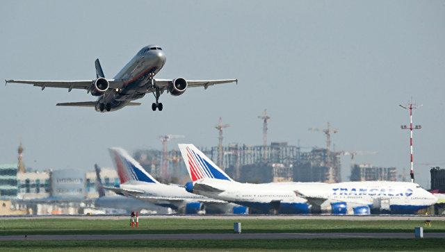 Русские авиакомпании сократили объем пассажироперевозок на8%