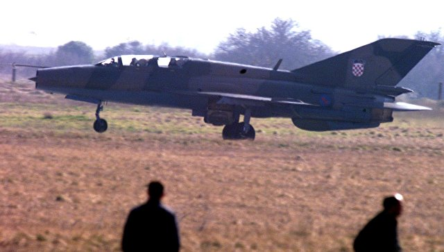 Хорватия выдвинула обвинения о взятках при ремонте МиГ-21 на Украине