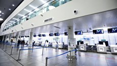 Аэропорт Курумоч в Самаре. Архивное фото