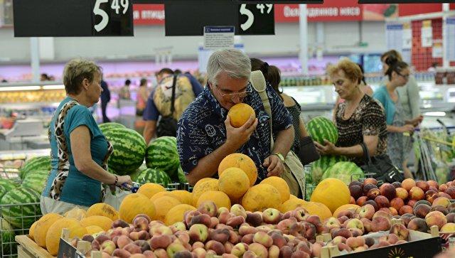 МЭР ждет летом снижение потребительских цен на0,3-0,5%