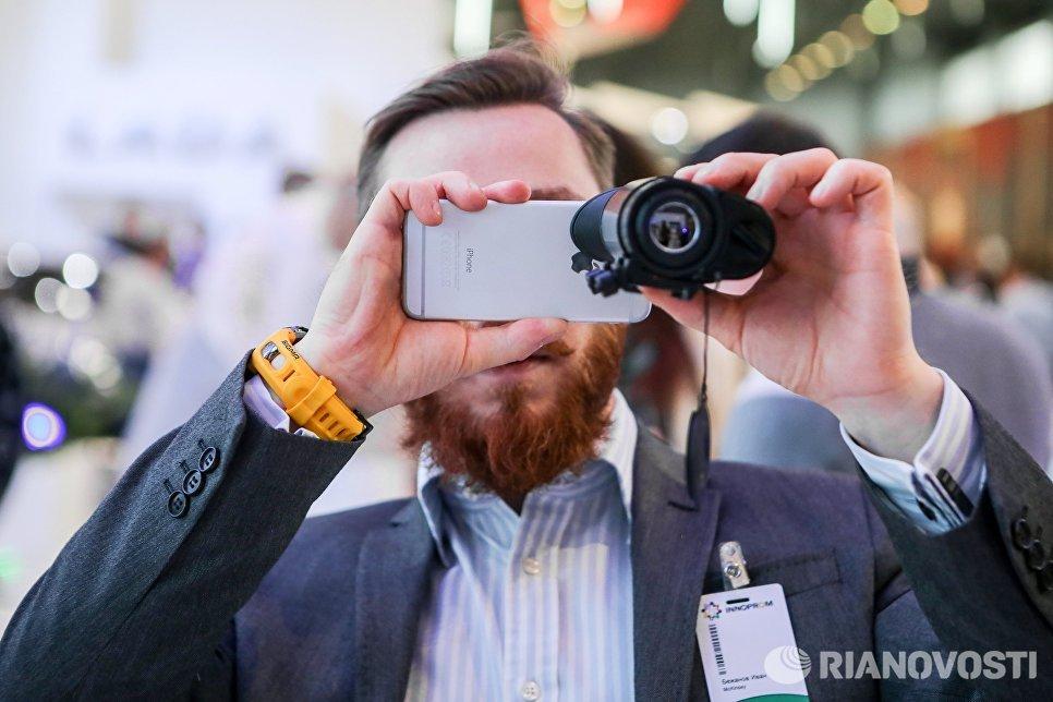 Международная промышленная выставка Иннопром 2015. День второй