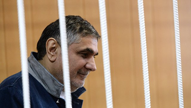 В Москве суд продлил арест Шакро Молодого и его соратников на полгода