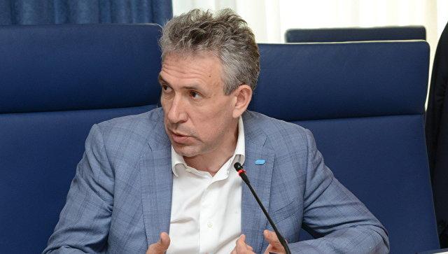 Глава Внешэкономбанка Сергей Горьков. Архивное фото