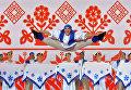 Участники государственного ансамбля танца Белоруссии выступают на открытии XXV Международного фестиваля искусств Славянский базар в Витебске