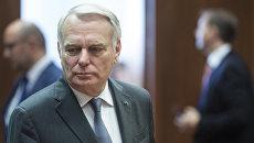 Министр иностранных дел и международного развития Французской Республики Жан-Марк Эйро. Архивное фото