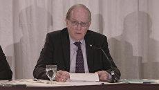 Глава комиссии WADA огласил итоги расследования по допинг-пробам ОИ в Сочи