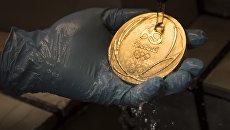 Производство медалей для Олимпийских игр в Рио-де-Жанейро