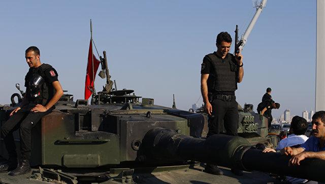 В Турции арестовали еще двух человек по делу о стрельбе по посольству США