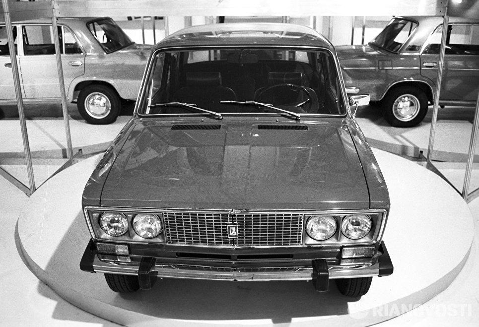 Автомобиль Жигули 2106