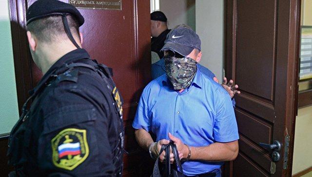 Первом заместитель начальника московского главкаСК Никандрову предъявили обвинения