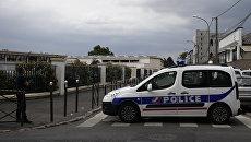 Полицейские автомобили. Архивное фото