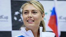Теннисистка Мария Шарапова. Архивное фото
