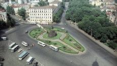 Площадь Богдана Хмельницкого в Киеве