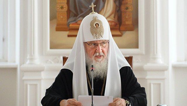 Визит патриарха Московского и Всея Руси Кирилла в Нижегородскую митрополию