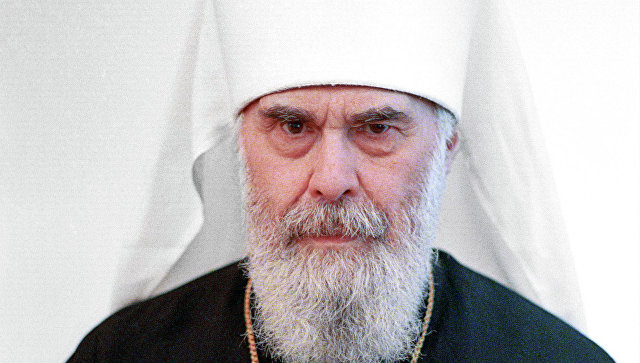 Митрополит Сурожский Антоний. Архивное фото