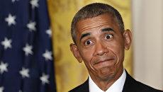 Президент США Барак Обама. 2 августа 2016. Архивное фото