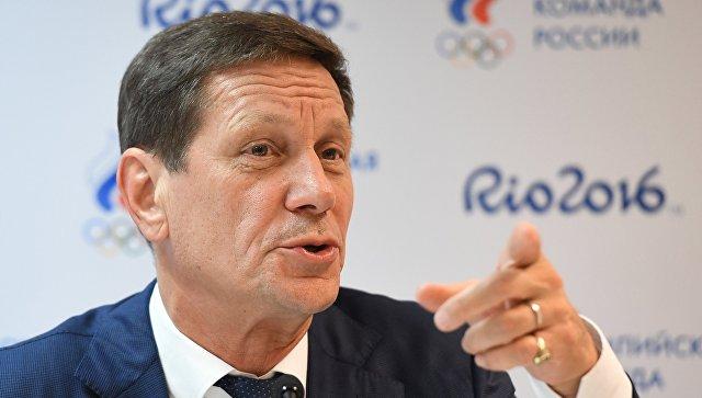 Глава Олимпийского комитета России (ОКР) Александр Жуков. Архивное фото
