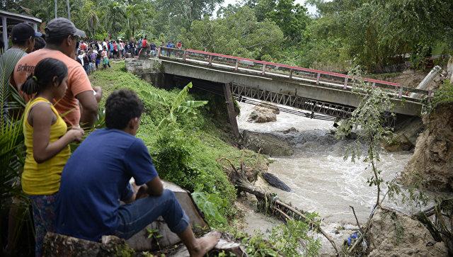 Шторм вМексике забрал жизни 6-ти человек