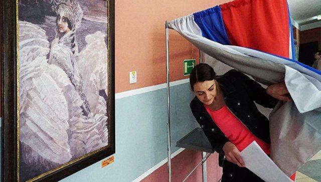 Навыборах в Государственную думу небудет наблюдателей от государства Украины