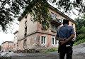 Аварийный жилой дом во Владивостоке
