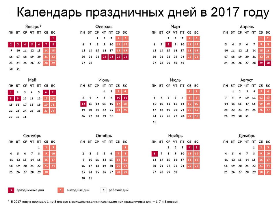 Картинка календаря на январь 2016