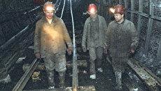 Кузбасская шахта