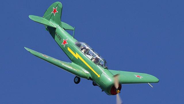 В итоге падения легкомоторного самолета вПодмосковье пострадали два человека