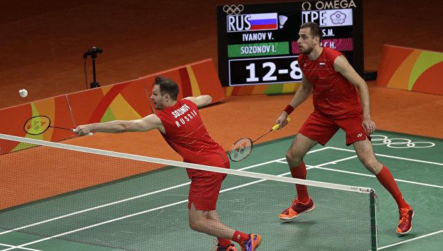 Олимпиада-2016: русская надежда вбадминтоне начинает спобеды