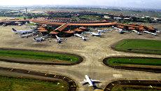 Международный аэропорт Сукарно-Хатта в Джакарте. Архивное фото