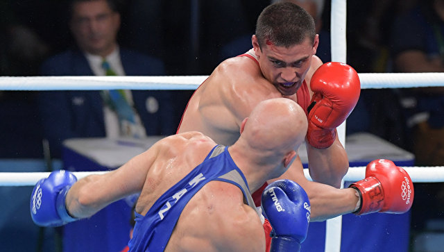 Евгений Тищенко одержал победу золото наОлимпиаде вРио