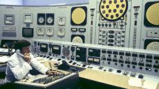 Инженер-оператор. Архивное фото