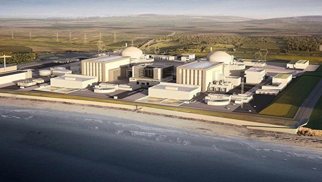 Проект АЭС в Великобритании