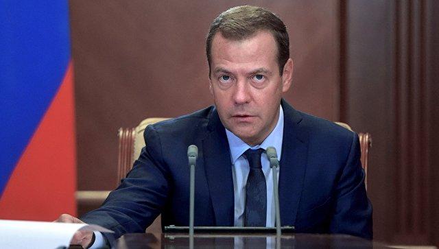 Медведев: решение трудностей экологии нельзя откладывать из-за нехватки средств