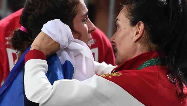РФ завоевала 2-ое серебро вженской вольной борьбе наОлимпиаде вРио