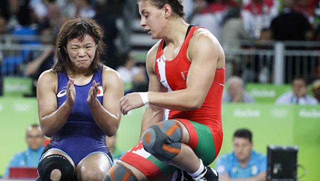 Борец Екатерина Букина принесла РФ  43-ю медаль Олимпийских игр вРио