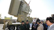 Тегеран представил новый ЗРК Бавар 373, 21 августа 2016