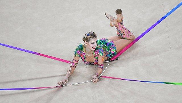 Нижегородская гимнастка завоевала «золото» наОлимпийских играх вРио-де-Жанейро