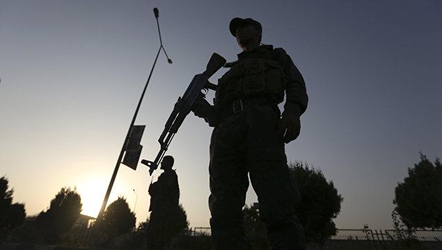 При взрыве на юге Афганистана погиб человек