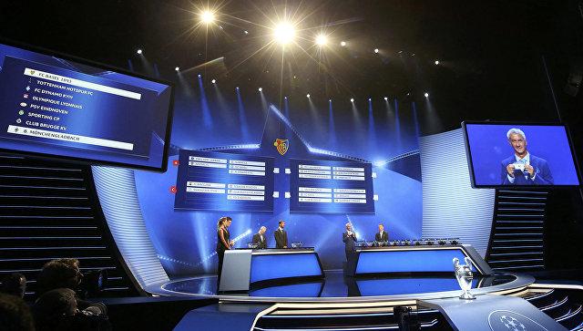 Лига Чемпионов: список участников группового этапа