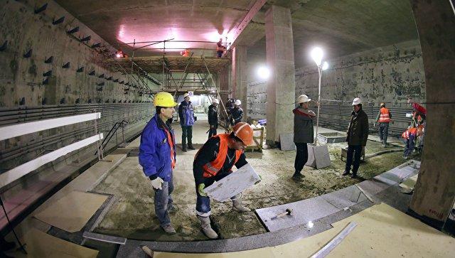 В столице России впроцессе строительных работ найден боеприпас времен ВОВ