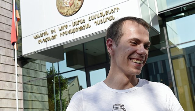 Задержанный в Армении Сергей Миронов вернется на родину