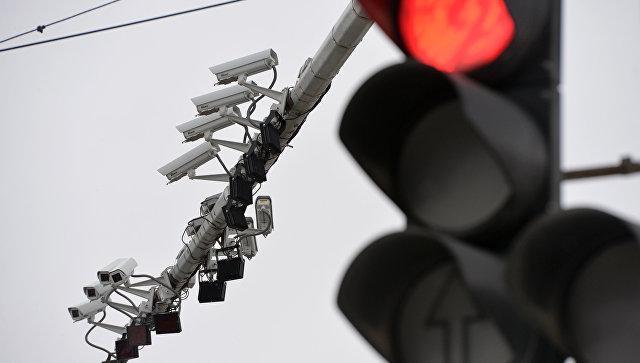 После неправильных штрафов в столице России приостановлена работа камер фотофиксации
