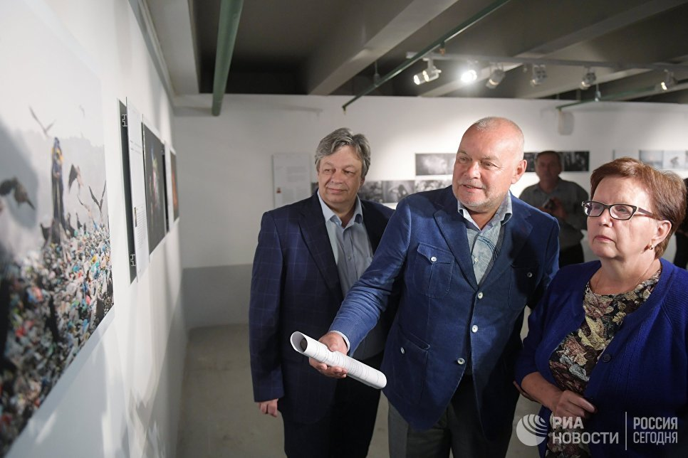 В столице России наградили победителей фотоконкурса имени Андрея Стенина