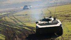 Военная техника ополчения ДНР. Архивное фото