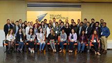 Школа молодых журналистов Sputnik открыла второй учебный сезон