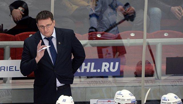 После проигрыша омскому «Авангарду» Назарова отправили вотставку