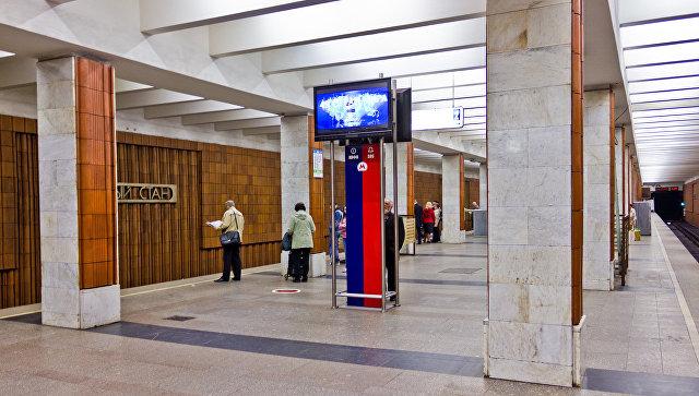 Объявления наоранжевой ветке метро продублируют наанглийском