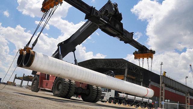 Турция выдала «Газпрому» разрешение настроительство «Турецкого потока»