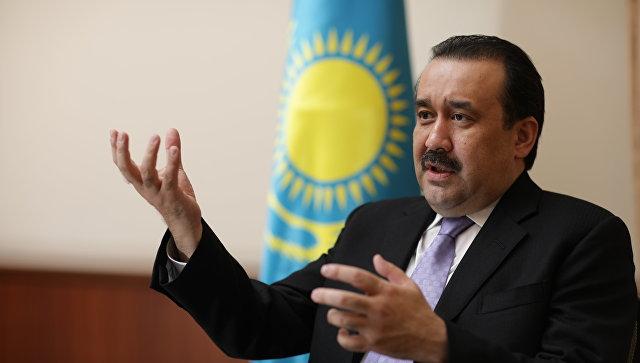 Премьер-министр Республики Казахстан Карим Масимов. Архивное фото