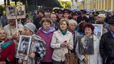 Патриотическая акция Бессмертный Ленинград в Санкт-Петербурге